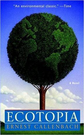 Ecotopia – Ernest Callenbach – pdf mobi epub 电子书