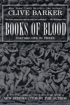 Clive Barker's Books of Blood 1-3 – Clive Barker – pdf mobi epub 电子书