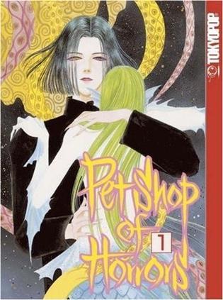 Pet Shop Of Horrors, Vol. 1(《恐怖宠物店——番外篇全1卷》) – Matsuri Akino – pdf mobi epub 电子书
