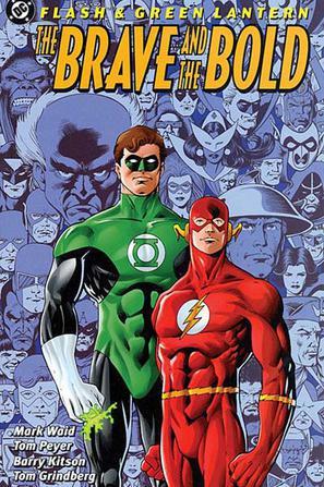 Flash & Green Lantern – Tom Peyer – pdf mobi epub 电子书