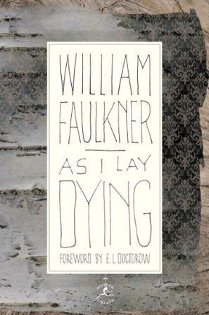 As I Lay Dying – William Faulkner – pdf mobi epub 电子书