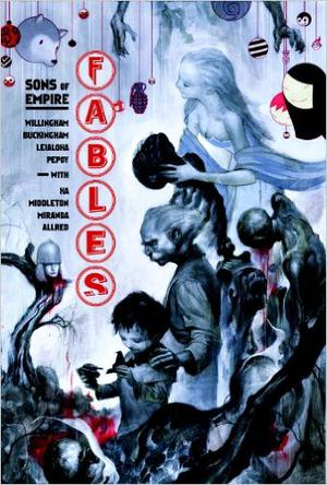 Fables Vol. 9 – Bill Willingham – pdf mobi epub 电子书